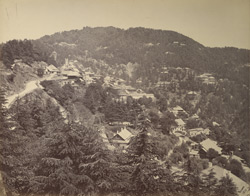 General view of Simla.